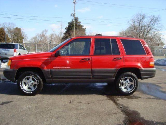 1996 jeep grand cherokee 4dr laredo 4wd. Cars Review. Best American Auto & Cars Review