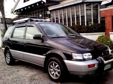 silver mitsubishi space wagon used cars mitula cars. Black Bedroom Furniture Sets. Home Design Ideas