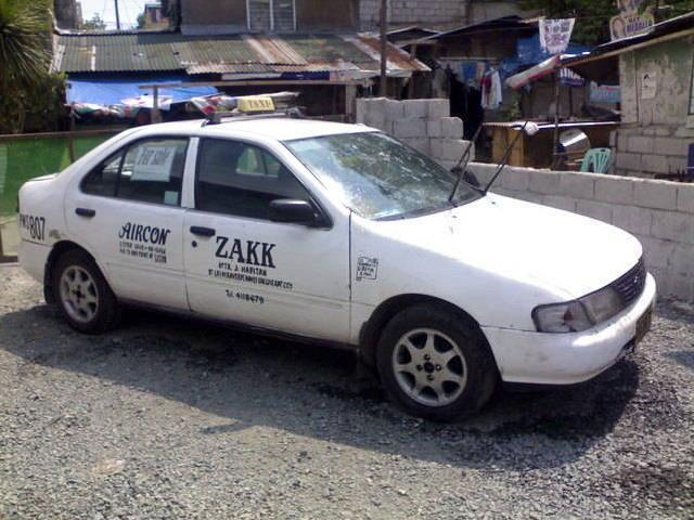 1996 nissan series 3 with taxi line for sale