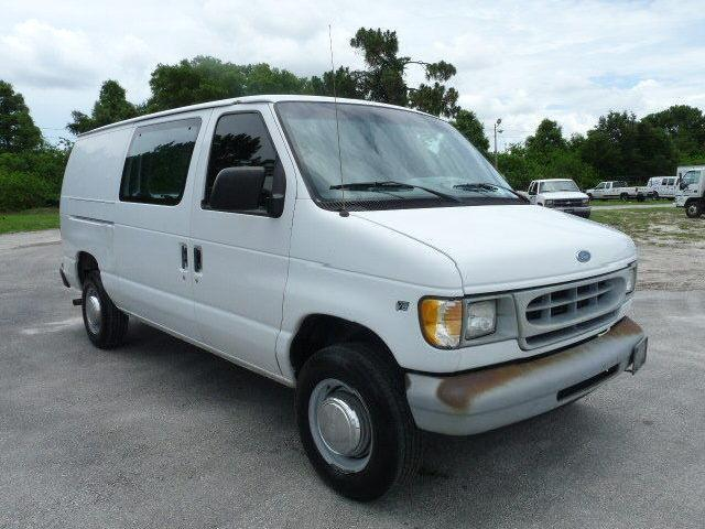 cargo van 1997 ford econoline used cars mitula cars. Black Bedroom Furniture Sets. Home Design Ideas