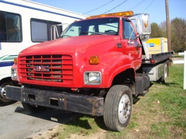 Gmc Fort Myers >> Rollback wrecker truck Used Cars in Tow - Mitula Cars