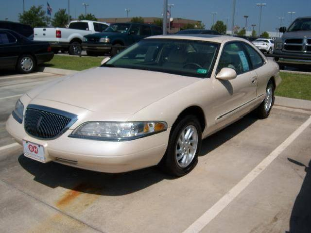 1997 Lincoln Mark Viii 2dr Cpe