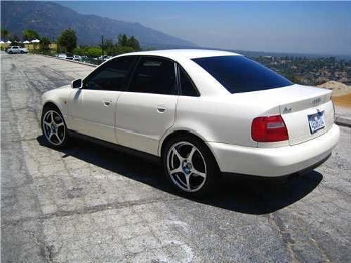1998 Audi A4 Used Cars In California Mitula Cars