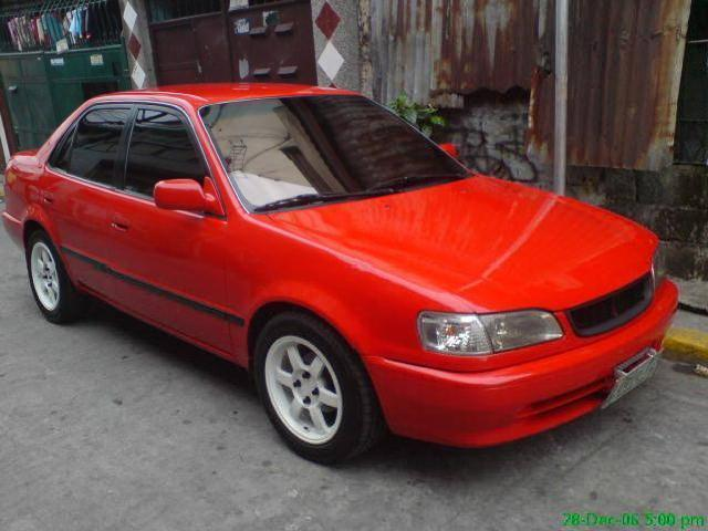 1998 toyota gli corolla lovelifeall power