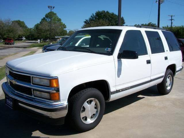 Used Chevrolet Tahoe For Sale Richmond VA  CarGurus