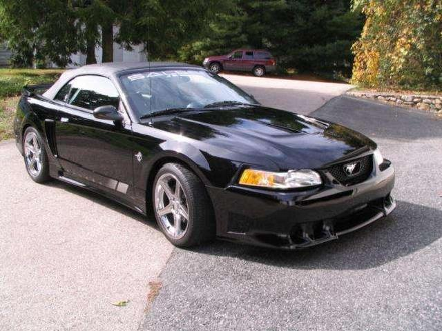 1999 ford mustang saleen convertible mitula cars. Black Bedroom Furniture Sets. Home Design Ideas