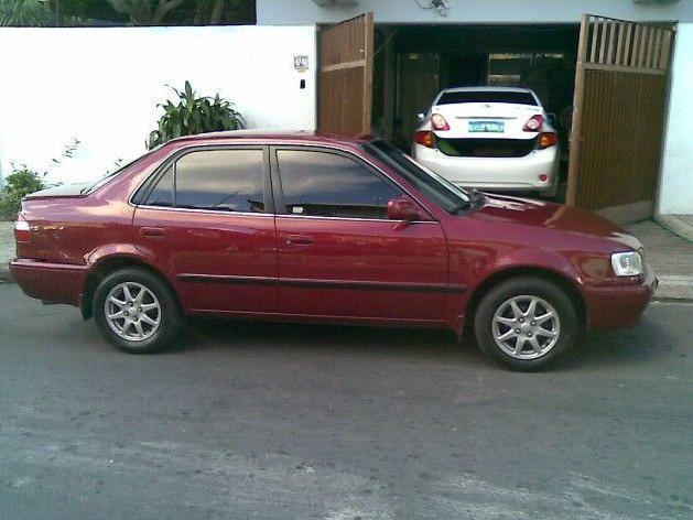 2001 toyota corolla manual transmission for sale