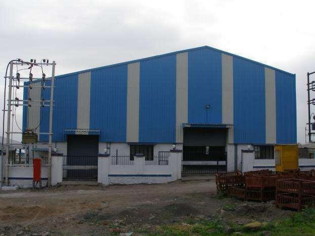 1,25,000 Sq.ft Industrial Shed Available For Vapi In Gujarat