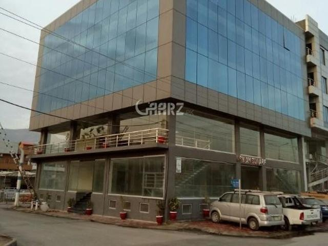1.6 Kanal Commercial Building For Rent In Rawalpindi Civic Centre, Bahria Town Phase 4