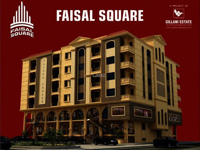 1,896 Square Feet Apartment For Sale In Fateh Jang Faisal Town F 18