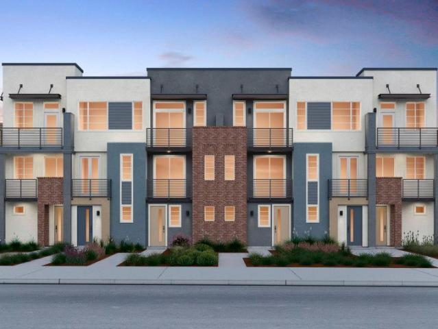 1 Bed, 1 Bath New Home Plan In Alameda, Ca