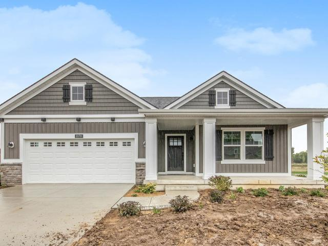 1 Bed, 1 Bath New Home Plan In Holland, Mi