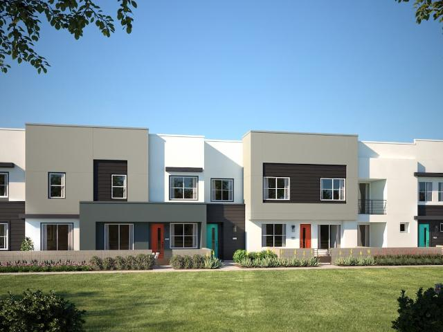 1 Bed, 1 Bath New Home Plan In Ontario, Ca