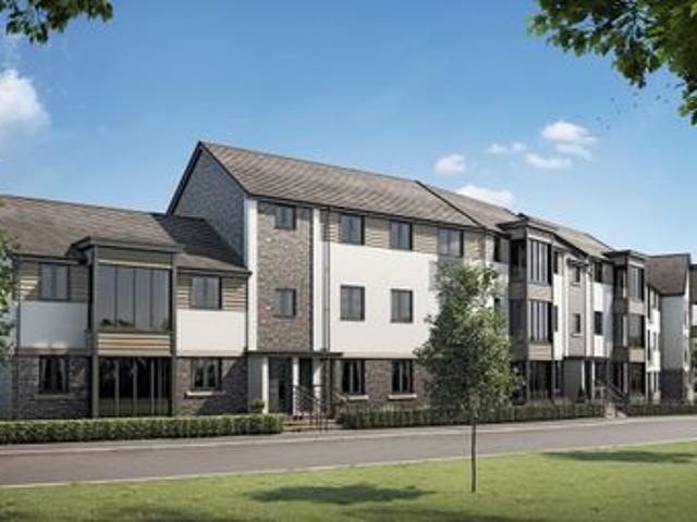 1 Bed Apartment At Broxton Drive, Plymstock, Plymouth Pl9, 1 Bedroom Flat
