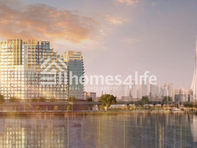 1 Bed Apartment For Sale In Al Jaddaf