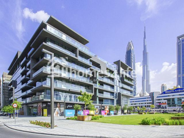 1 Bed Apartment For Sale In City Walk Building 22