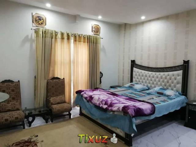 1 Bed Apartment Furnished For Rent In Civic Center Phase 4