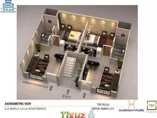 1 Bed Apartment Smart City Is Available For Sale