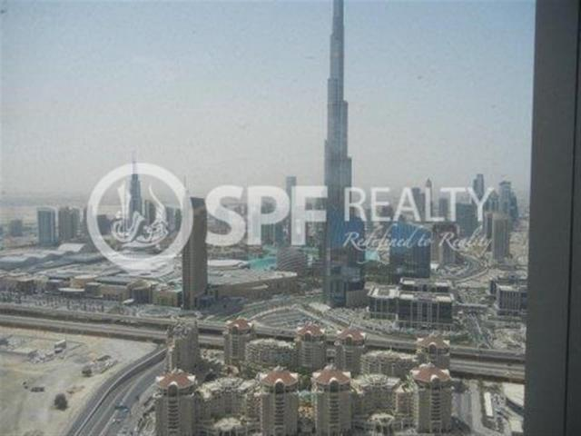 1 Bed Apt With Full Burj Khalifa View In Index Tower Aed 2,325,000