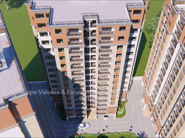 1 Bed Flat & Apartment For Sale In Kileleshwa