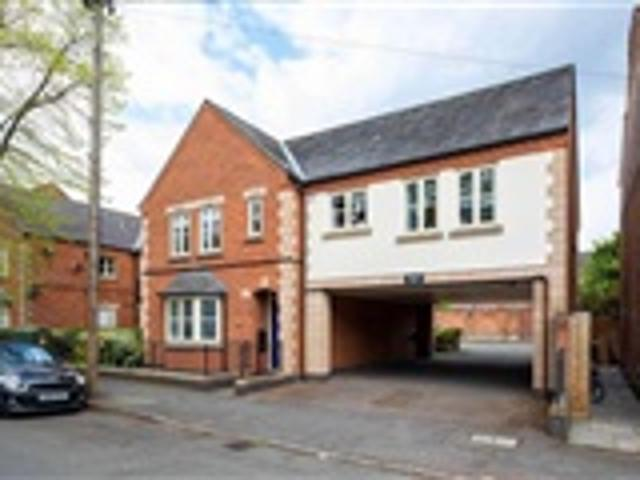 1 Bed Property For Sale Campion Terrace Leamington Spa