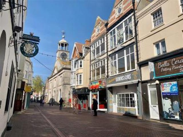 1 Bed Flat For Sale St. Mary Street Weymouth Dorset Dt4 £120,000