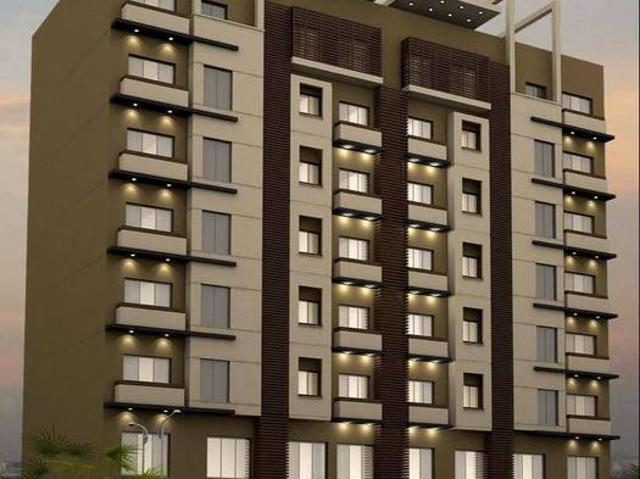 1 Bed Flat On Installment In Phase 8 Bahria Town Rawalpindi