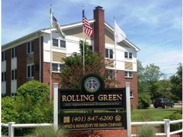 1 Bed Rolling Green