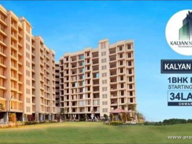1 Bedroom Apartment / Flat For Sale In Kalyan, Thane