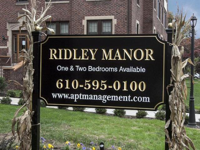 1 Bedroom Apartment Ridley Park Pa