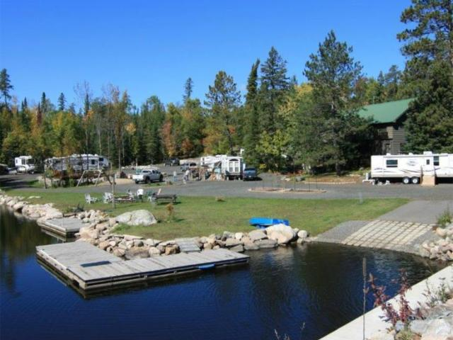 1 Bedroom, Crane Lake Mn 55725