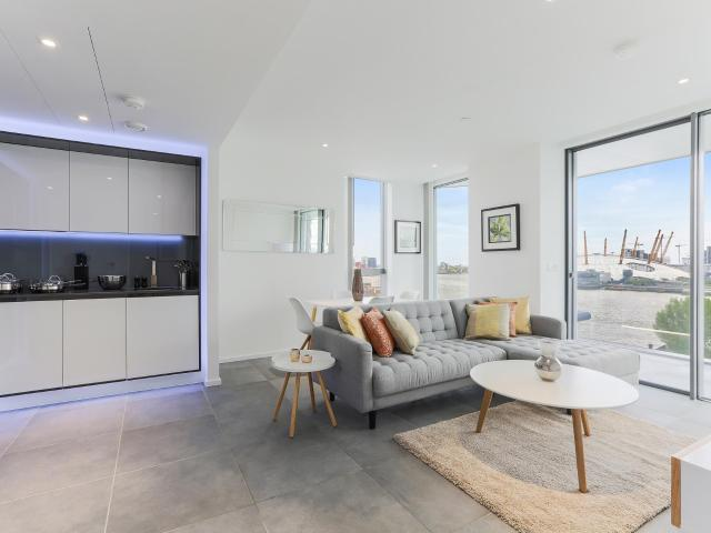 1 Bedroom Flat For Sale In, Dollar Bay Place, London, E14 On Boomin