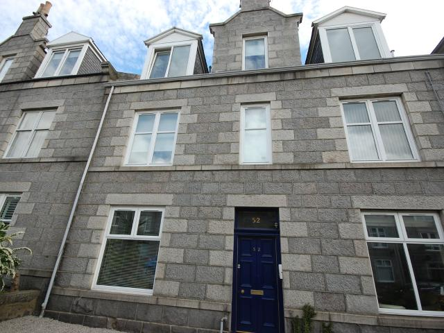 1 Bedroom Flat To Rent In Balmoral Place, City Centre, Aberdeen, Ab10 On Boomin