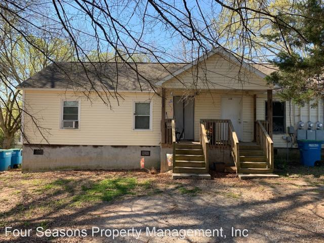 1 Bedroom Home For Rent At 210 E Georgia Ave, Bessemer City, Nc 28016