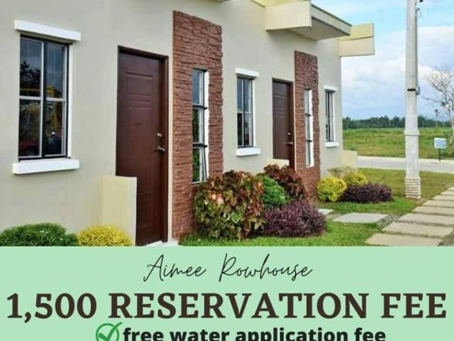 1 Bedroom House For Sale In Rizal, Negros Occidental