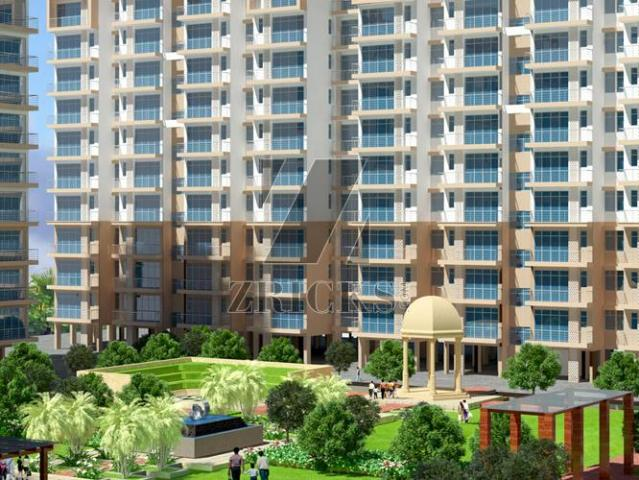 1 Bhk Apartment For Sale At Breez Global Heights