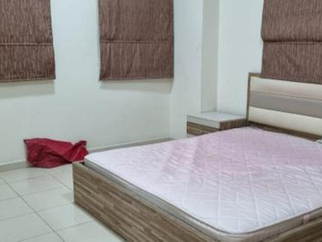 1 Bhk For Sale In Ajman 1 Tower Close Kitchen Empt