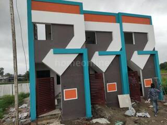 1 Bhk Row House 500 Sq Ft In Rau, Indore   Property