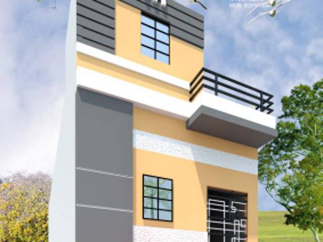 1 Bhk Villa For Sale In Mhow, Indore