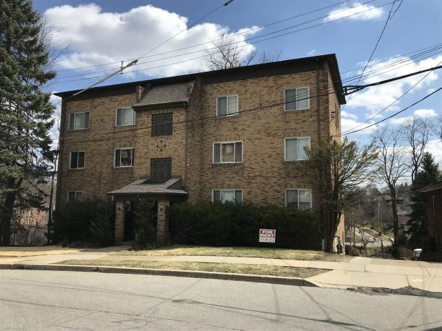1 Br, 1 Bath Garden Style 1 4 Stories Mount Lebanon Large Bedroom, Close To Trolley Mount ...