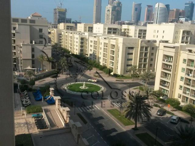 1 Br Apartment In Mosela With Full Community View Aed 1,300,000