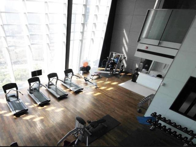 1 Br In Index Tower With Burj View Aed 115,000