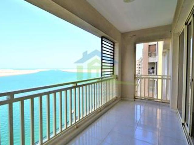 1 Br   Sea View   Spacious And Well Maintained