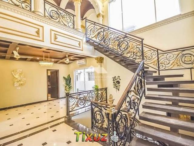 1 Kanal Beautiful Brand New House For Sale