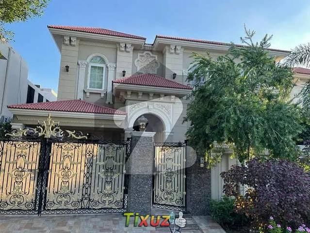 1 Kanal Beautiful House Is For Sale In Dha Phase 5 Block G