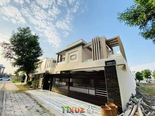 1 Kanal Brand New Luxurious House For Sale In Bahria Town Lahore