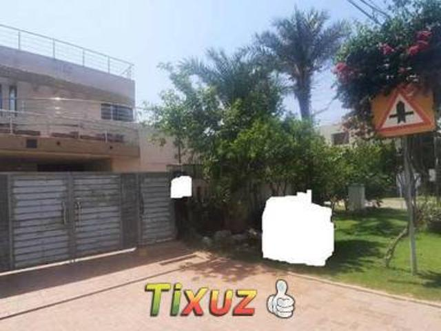 1 Kanal House For Sale In Bb Block Dha Phase 4 Lahore