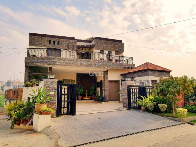 1 Kanal House For Sale In Rawalpindi Block A, Bahria Town Phase 8