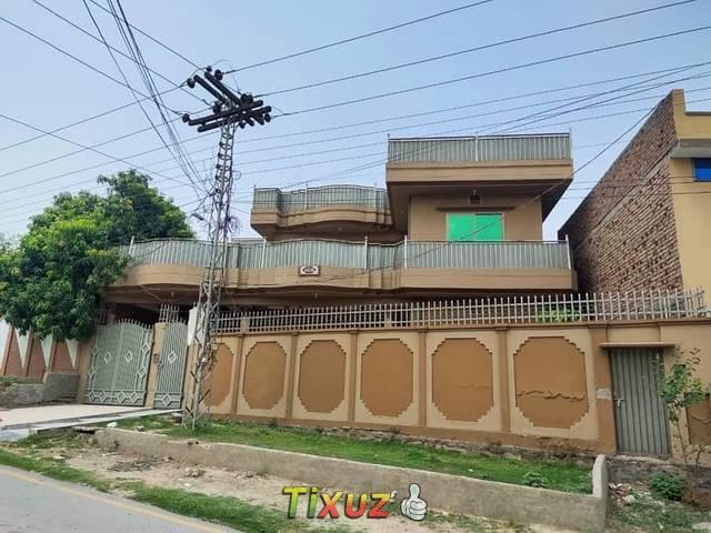 1 Kanal House For Sale On Ideal Location A Grade Construction
