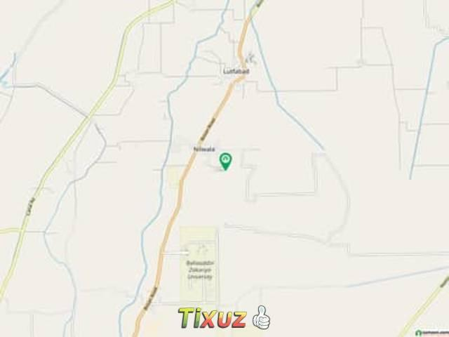 1 Kanal Ideal Location Plot For Sale In Sector H Dha Defence Multan